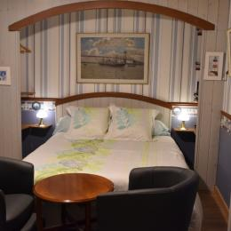Atlantique Grande chambre - Chambre d'hôtes - Tiffauges