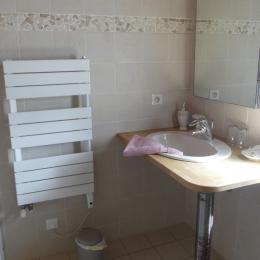 Salon commun - Chambre d'hôtes - Noirmoutier en l'Île