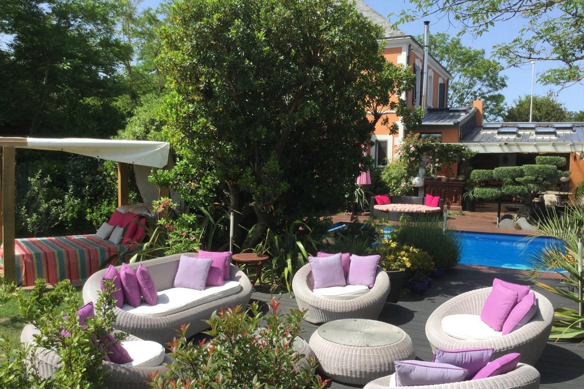 2 grands lits - Chambre d'hôtes - Saint Hilaire de Riez