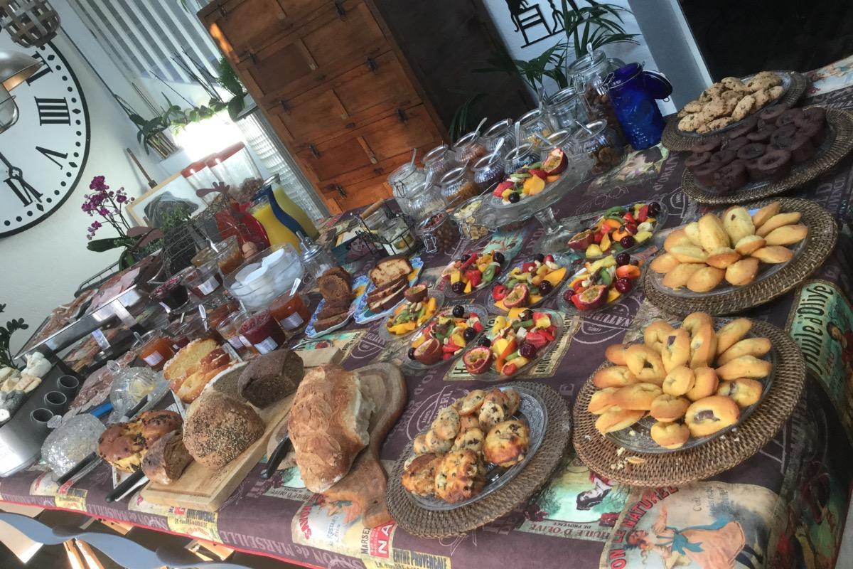 Un petit cafe - Chambre d'hôtes - Saint Hilaire de Riez