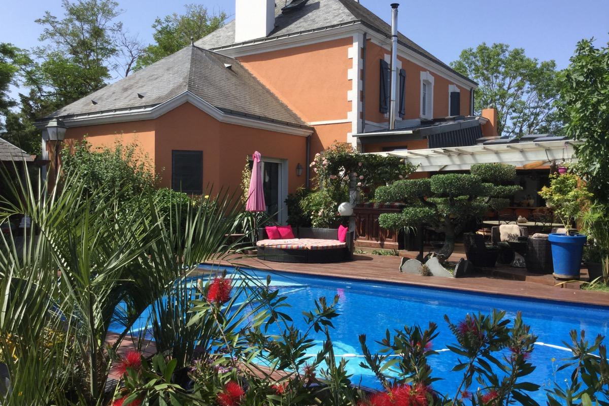 chambre du lotus bleu - Chambre d'hôtes - Saint Hilaire de Riez