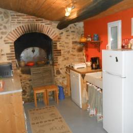 cuisine à disposition - Chambre d'hôtes - Saint Mesmin