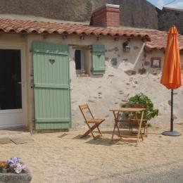 terrasse Primevère - Chambre d'hôtes - Saint Mesmin