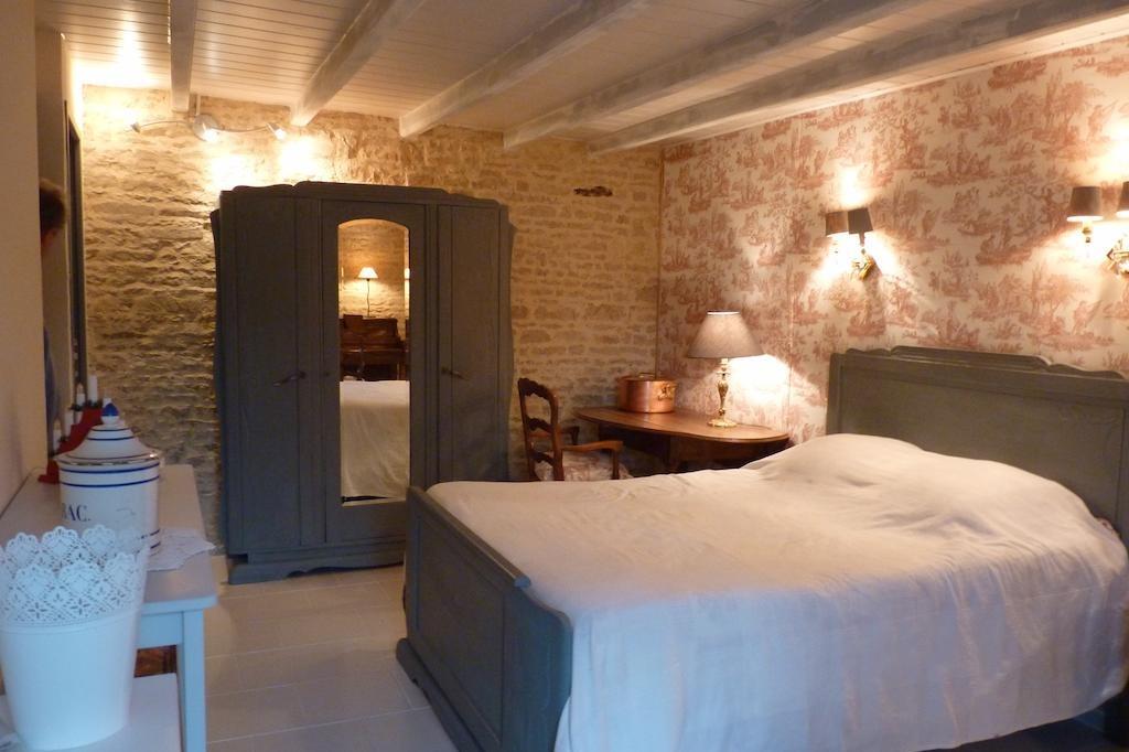 - Chambre d'hôtes - Le Mazeau