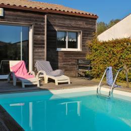Villa Cardamine avec piscine chauffée - Location de vacances - Talmont Saint Hilaire
