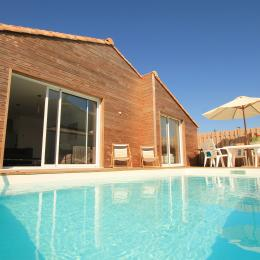 Villa Silène à Port Bourgenay, près de l'océan - Location de vacances - Talmont Saint Hilaire