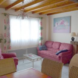 Salon - Location de vacances - Talmont Saint Hilaire