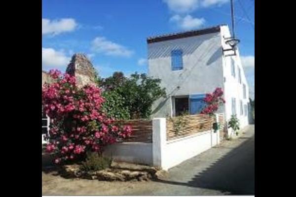 Maison Vue de l'extérieur - Location de vacances - Talmont Saint Hilaire