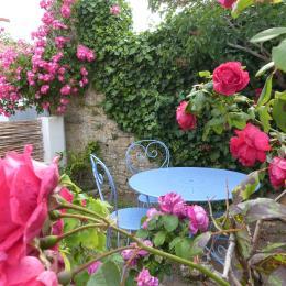 Salon de jardin - Location de vacances - Talmont Saint Hilaire