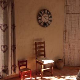 Salle à manger - Location de vacances - Talmont Saint Hilaire