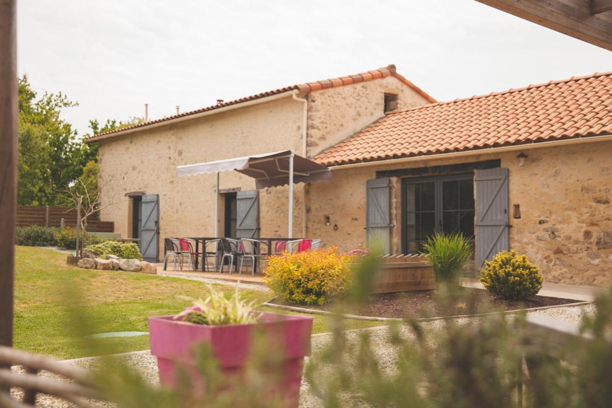 - Location de vacances - Saint Étienne du Bois