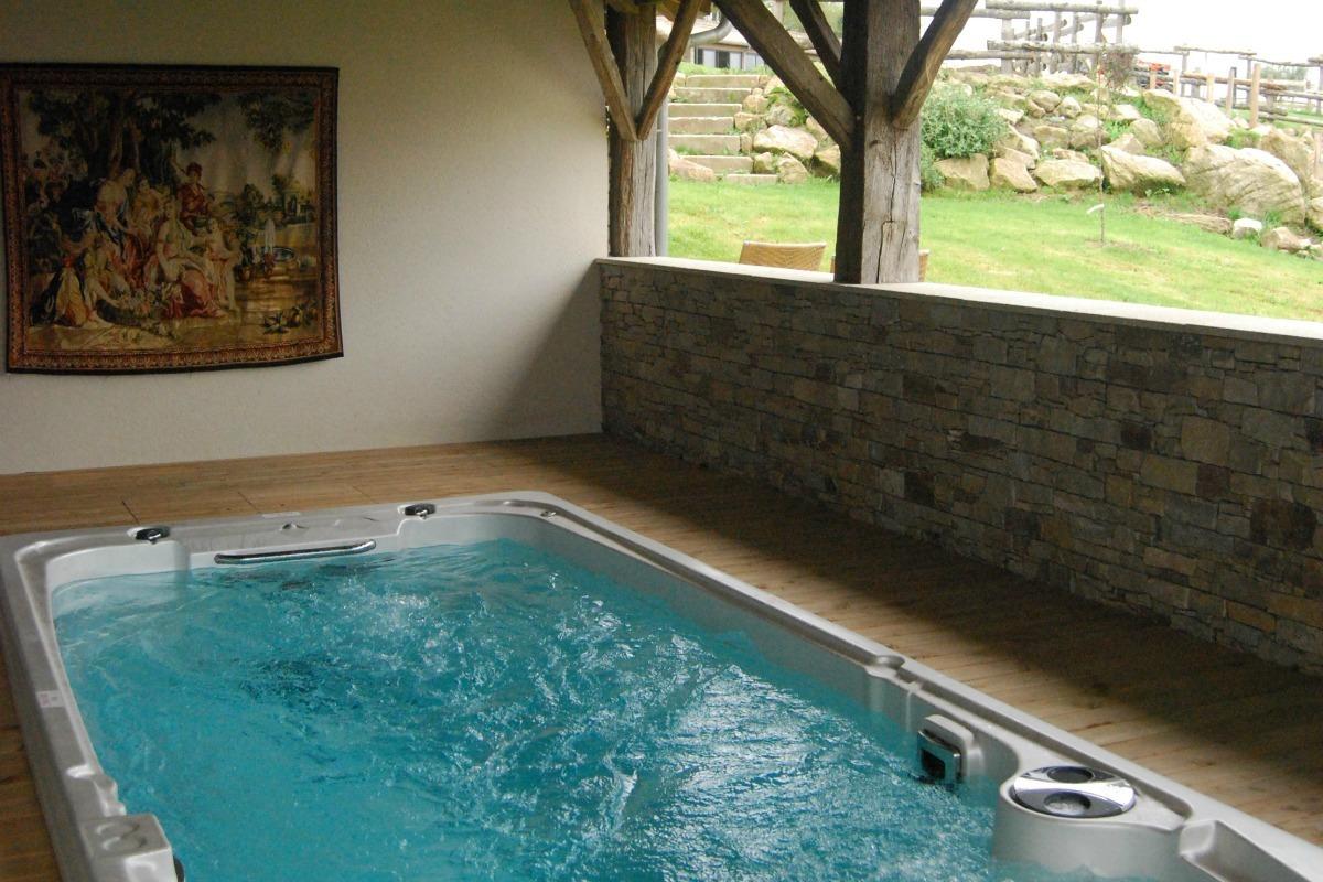 Spa de nage - Chambre d'hôtes - Les Herbiers