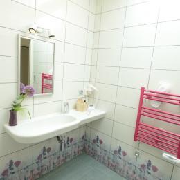 Salle d'eau - Chambre d'hôtes - Les Herbiers