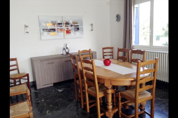 Salle à manger - Location de vacances - Angles