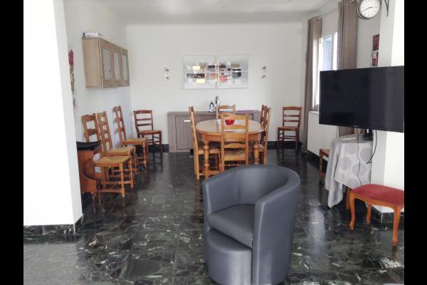 Salon - Salle à manger - Location de vacances - Angles