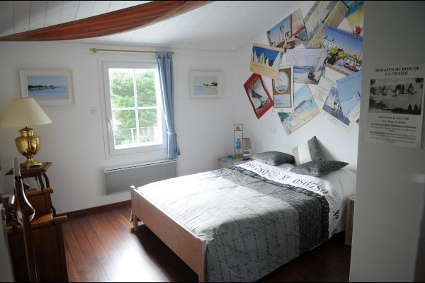 Chambre ' MARINE ' - Chambre d'hôtes - Noirmoutier en l'Île