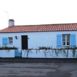 Façade - Location de vacances - Noirmoutier en l'Île