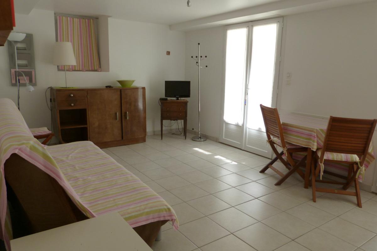 salon/séjour - Location de vacances - La Tranche sur Mer