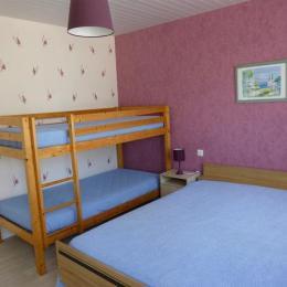 Chambre - Location de vacances - La Barre de Monts - Fromentine