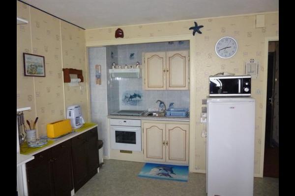 Coin cuisine - Location de vacances - La Barre de Monts - Fromentine