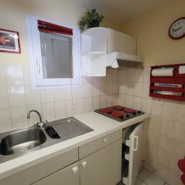 Salle de bain - Location de vacances - Les Sables-d'Olonne