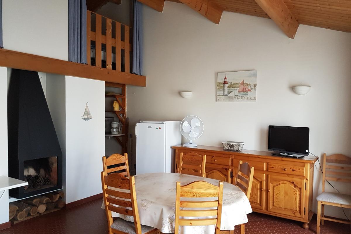 Séjour - Location de vacances - Saint Jean de Monts
