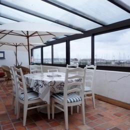 Véranda - Location de vacances - Noirmoutier en l'Île