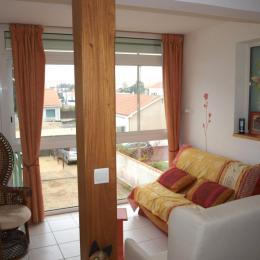 Salon - Location de vacances - Saint Jean de Monts