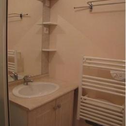 Salle d'eau - Location de vacances - Saint Gilles Croix de Vie