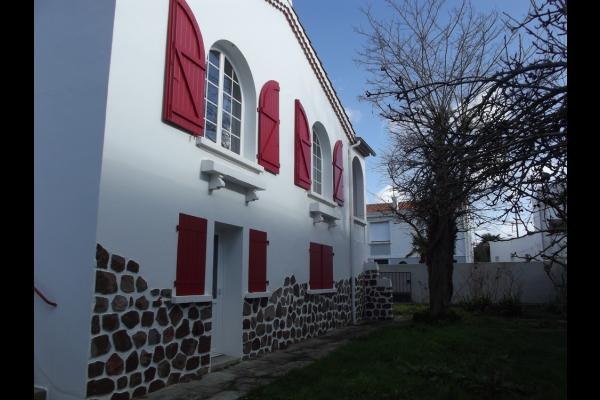 Façade - Location de vacances - Saint Gilles Croix de Vie