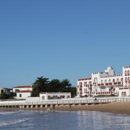 vue de la résidence - Location de vacances - La Tranche sur Mer