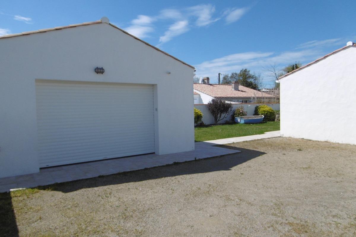 Garage - Location de vacances - Noirmoutier en l'Île