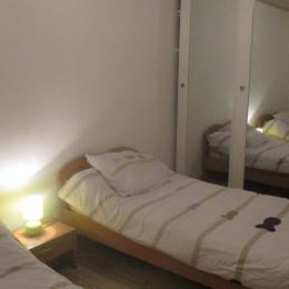 Chambre - Location de vacances - Longeville sur Mer