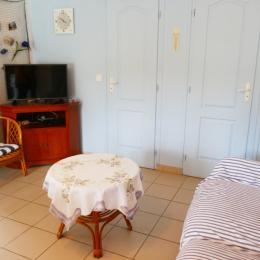 chambre 1 - Location de vacances - La Faute-sur-Mer