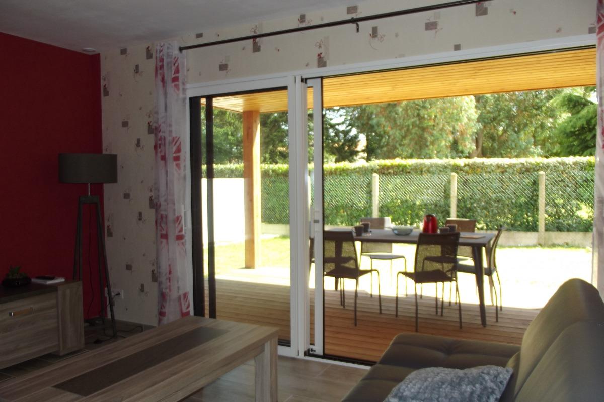 Maison Ossature Bois Suede maison ossature bois à longeville sur mer, location vacances
