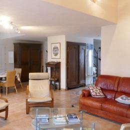 Un séjour double spacieux, avec ses deux vides sur séjour - Location de vacances - Noirmoutier en l'Île