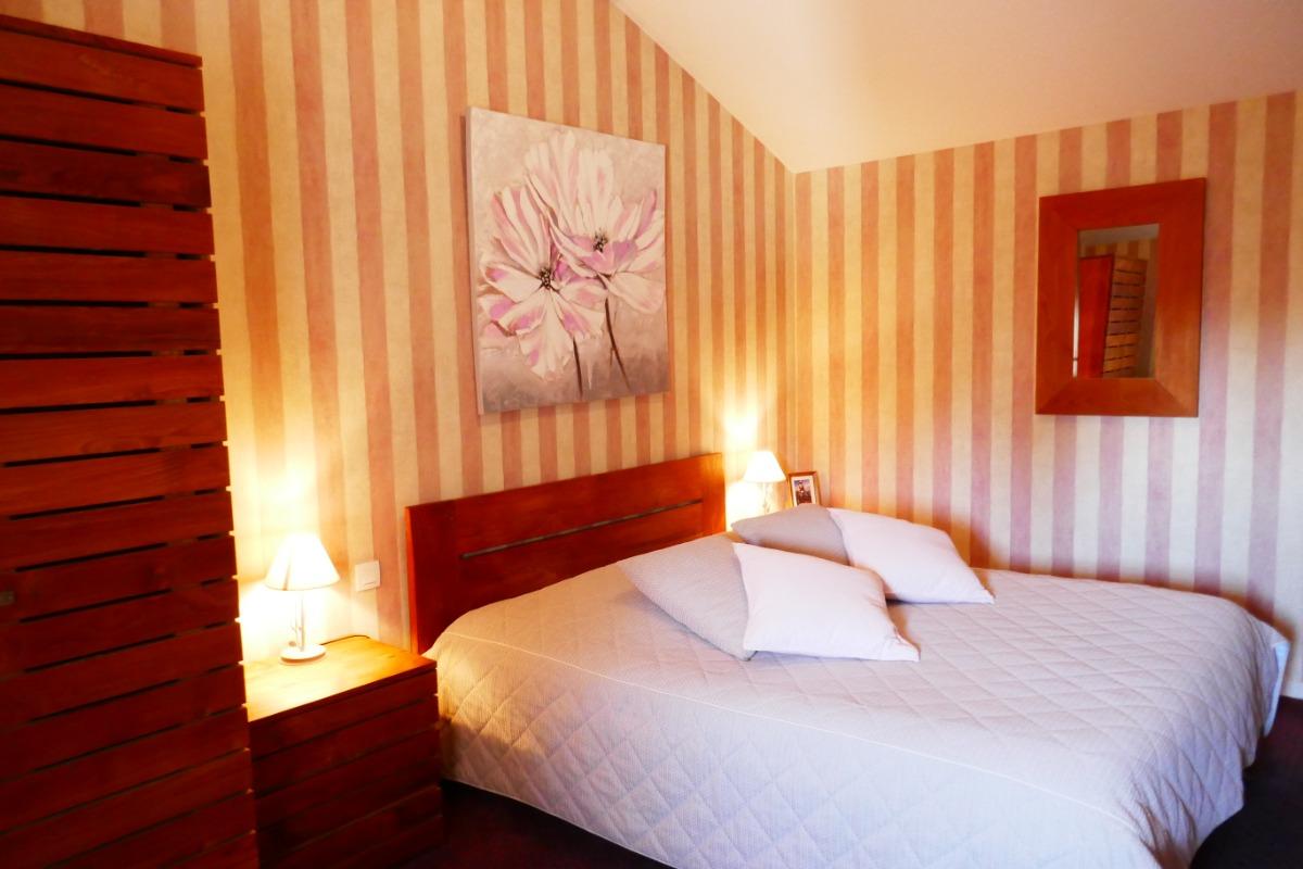 Chambre 1 - Chambre d'hôtes - Bournezeau