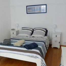 La chambre parentale - Location de vacances - La Faute-sur-Mer