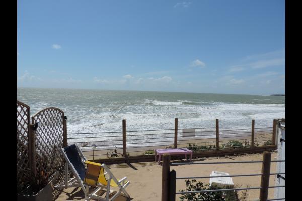accès à la plage et à l'espace spa  - Location de vacances - Longeville sur Mer
