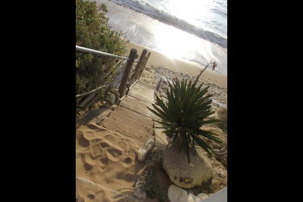 Accès direct plage - Location de vacances - Longeville sur Mer