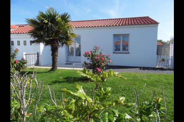 - Location de vacances - Beauvoir sur Mer