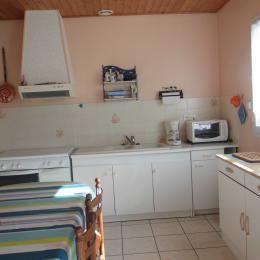 Salon - Location de vacances - Beauvoir sur Mer