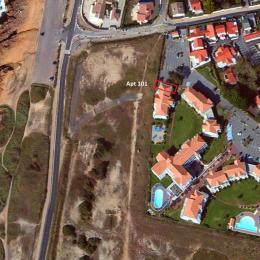 vue aérienne - Location de vacances - Château d'Olonne