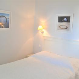 grande chambre - Location de vacances - Château d'Olonne