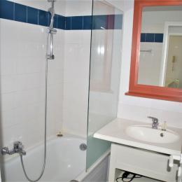 salle de bain - Location de vacances - Château d'Olonne