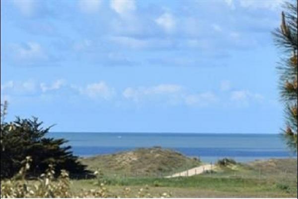 Vue mer - Location de vacances - Barbâtre