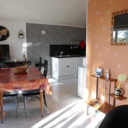 Salon - Location de vacances - Saint Michel en l'Herm