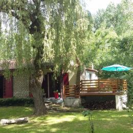 Maison - Location de vacances - Saint Sigismond
