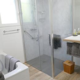 Salle de bain - Chambre d'hôtes - Château d'Olonne