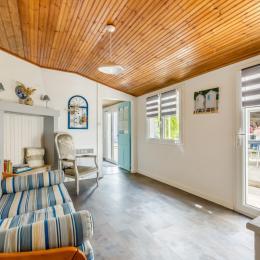 maison 1 - Chambre 1 - Location de vacances - L'Épine
